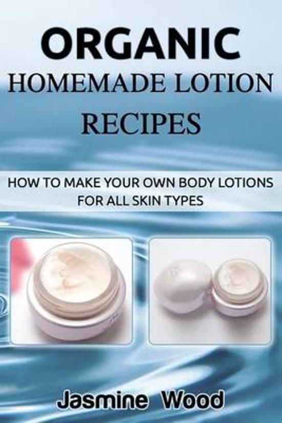 bol.com | Organic Homemade Lotion