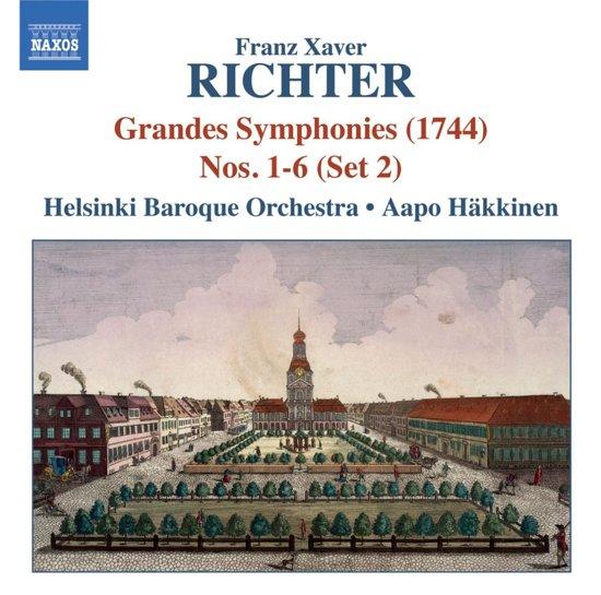 Richter: Grandes Symphonies 2