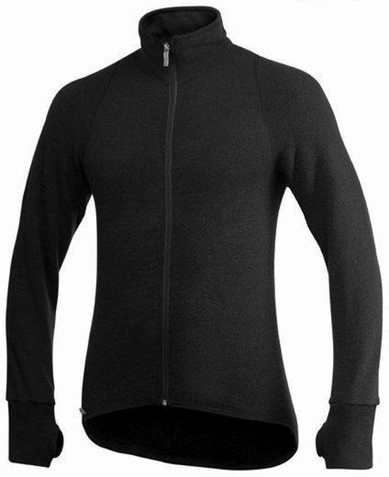 Sweater Maat Woolpower Xxl Volwassenen 600 Zwart FxwZA6q