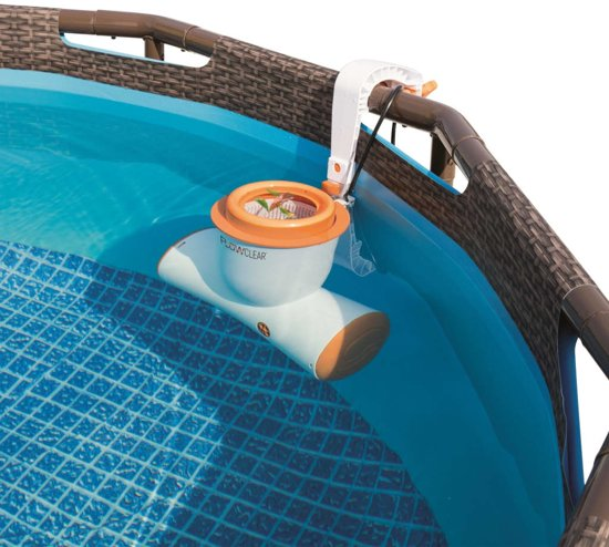 Bestway Flowclear zwembadfilterpomp Flowclear Skimatic 3974 L/u 58469