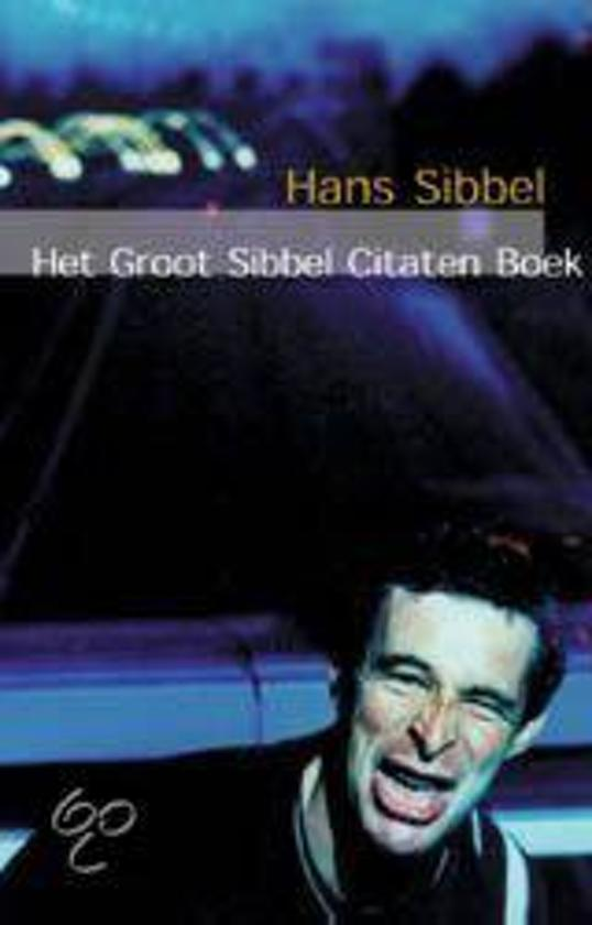 Beroemde Citaten Uit Boeken : Bol het groot sibbel citaten boek hans