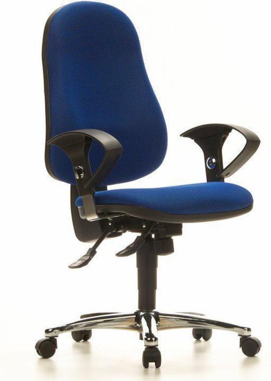 Topstar Sydney - Bureaustoel - Blauw