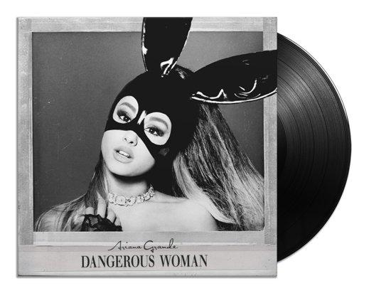 CD cover van Dangerous Woman (LP) van Ariana Grande