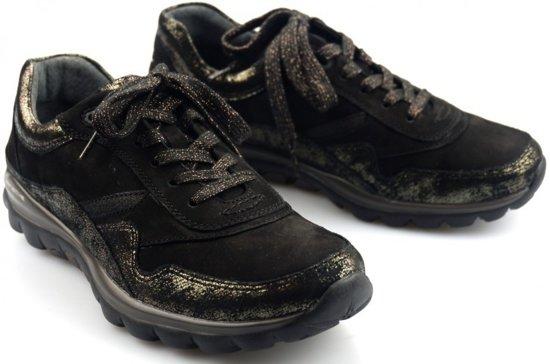 Voor ZwartMaat Lederen Sneaker 5 96 967 Gabor Rollingsoft 42 Dames Nubuck 41 0wOZnNXkP8