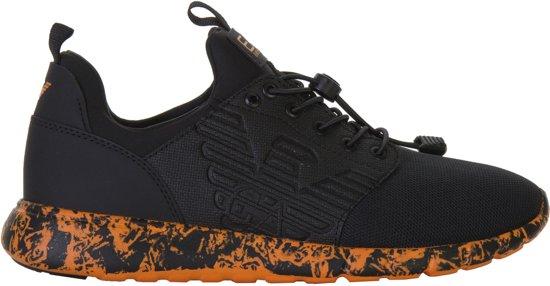 6de677904b6 EA7 Simple Racer E Sneakers Heren Sneakers - Maat 45 1/3 - Mannen -.  Afbeelding 1 van 4. Bekijk video. Emporio Armani