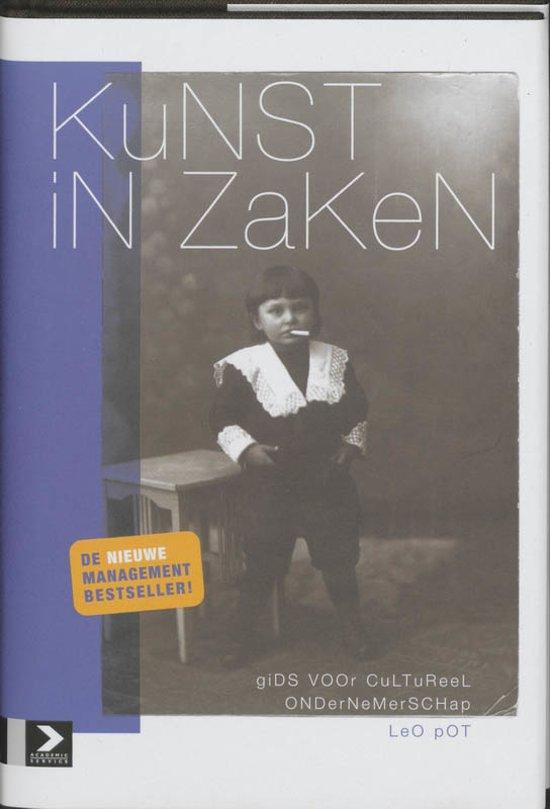Boek cover Kunst In Zaken van Leo Pot (Hardcover)