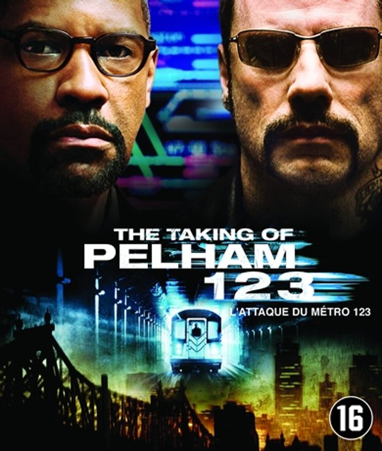 Cover van de film 'The Taking Of Pelham 123'