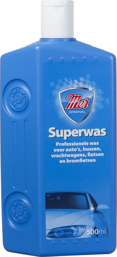 Mer Original Superwas - 500ML - om te poetsen
