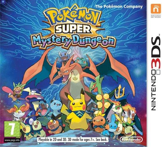 Pokemon Super Mystery Dungeon /3DS kopen