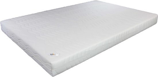Bedworld Matras - Koudschuim - 120x200 - 16 cm matrasdikte Medium ligcomfort