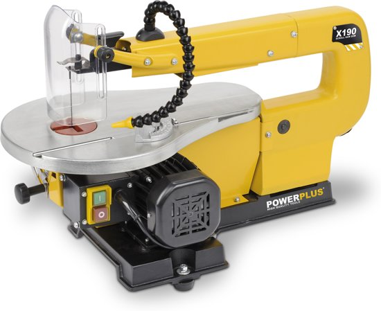 Powerplus POWX190 Figuurzaagmachine - 85 watt