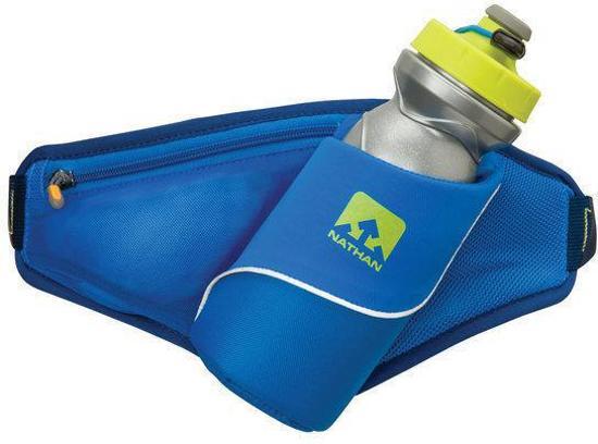 NATHAN Triangle Waist Pack - Running belt - Blauw