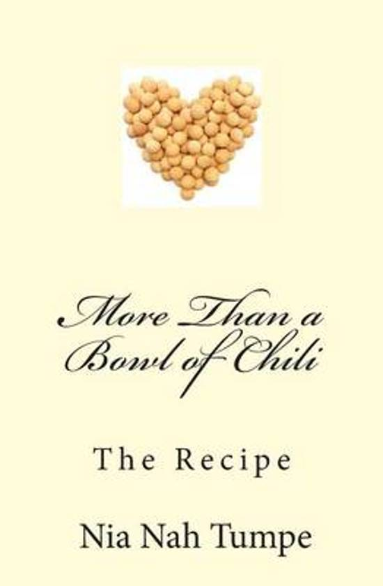 More Than a Bowl of Chili