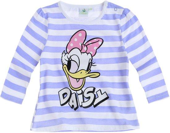 Disney-Daisy-T-shirt-met-lange-mouw-wit-maat-12-mnd