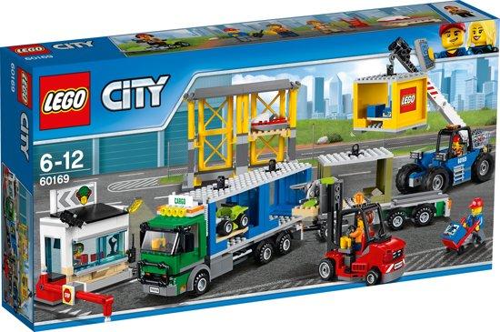 LEGO City Vrachtterminal - 60169