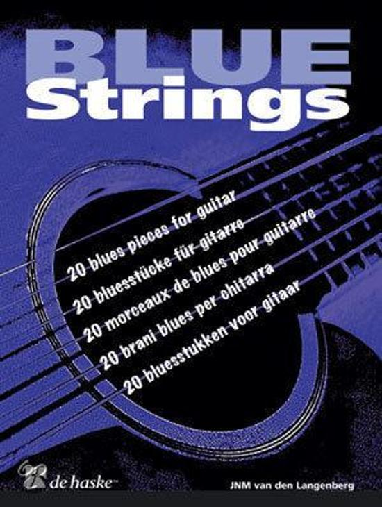 Blue strings