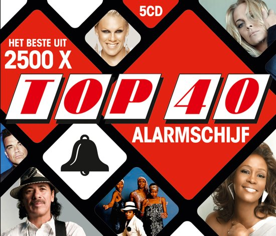 Het Beste Uit 2500 X Top 40 Alarmschijf