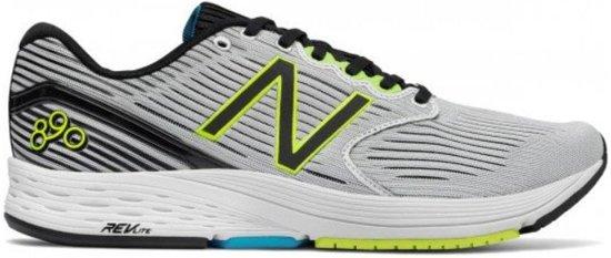 New Balance M890 D wit hardloopschoenen heren