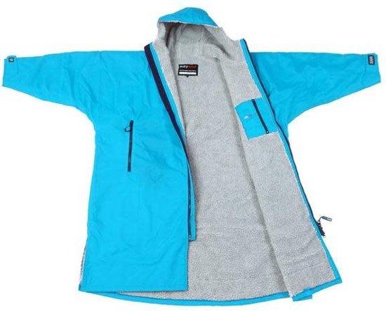 grijs S Lichtblauw Advance Longsleeve Dryrobe txqpZgn