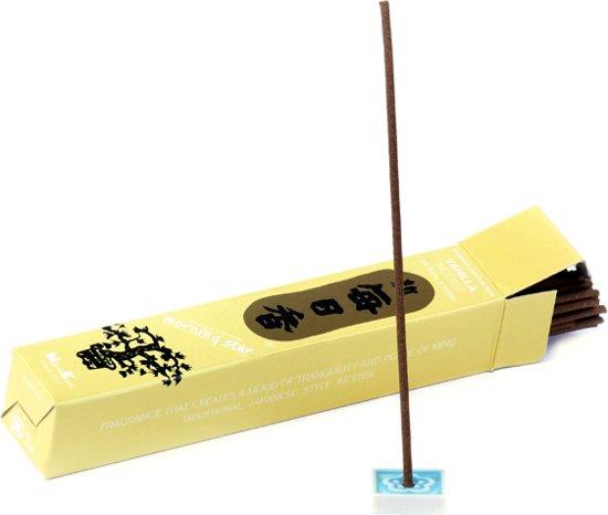 Nippon Kodo Wierook Morning Star vanille (20 gram)