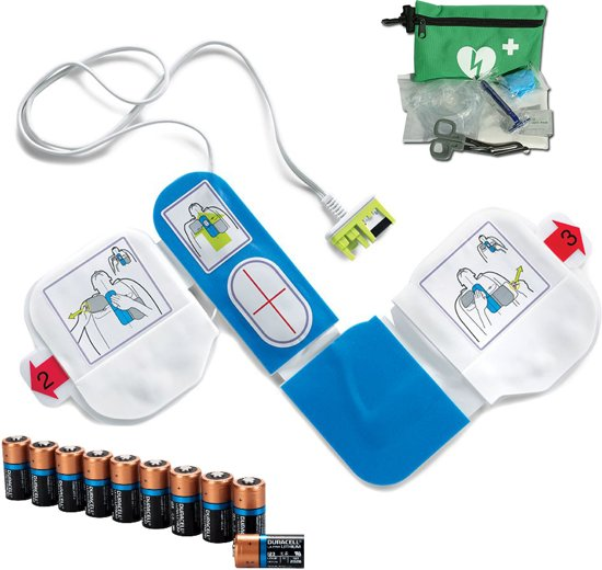 ZOLL AED - DefibSolutions Vervangingsset