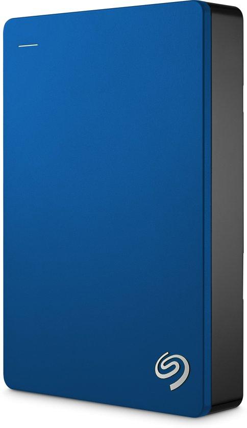 Seagate Backup Plus Portable 5 TB - Blauw