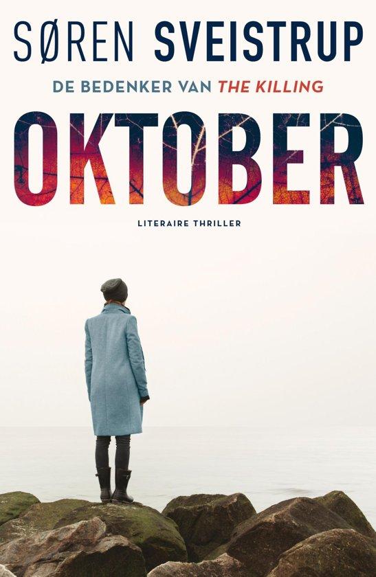 Boek cover Oktober van Soren Sveistrup (Onbekend)