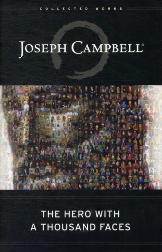 Boek cover Hero with a Thousand Faces van J. Campbell (Paperback)