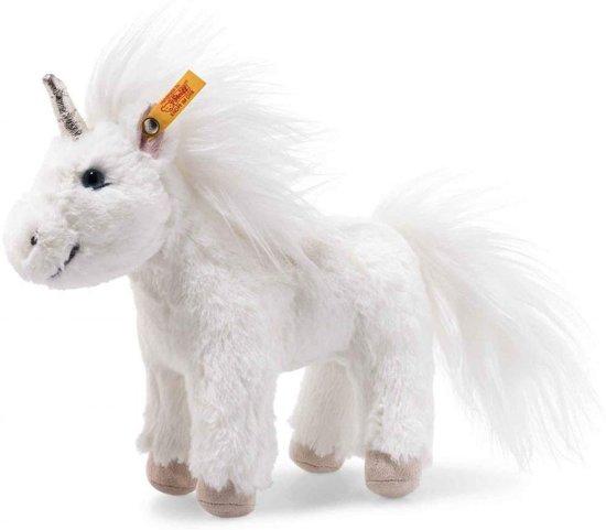 Steiff Soft Cuddly Friends - Unica unicorn, white - 18cm