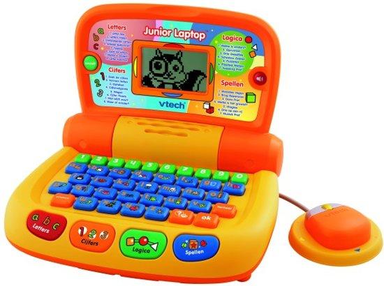 Ongekend bol.com   VTech Leercomputers - Junior Laptop, VTech   Speelgoed OS-47