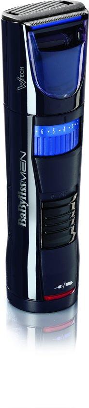 BaByliss For Men T820E Wtech Plus - Baardtrimmer