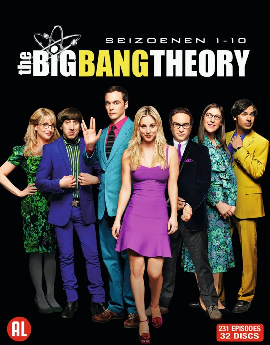 Bolcom The Big Bang Theory Seizoen 1 Tm 10 Dvd Mayim Bialik