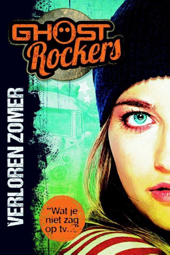 Leesboek Ghost Rockers - Verloren zomer