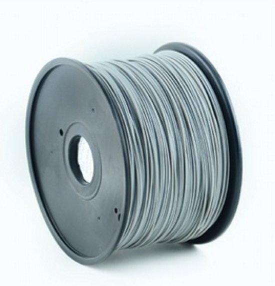 Gembird3 3DP-PLA3-01-GR - Filament PLA, 3 mm, grijs