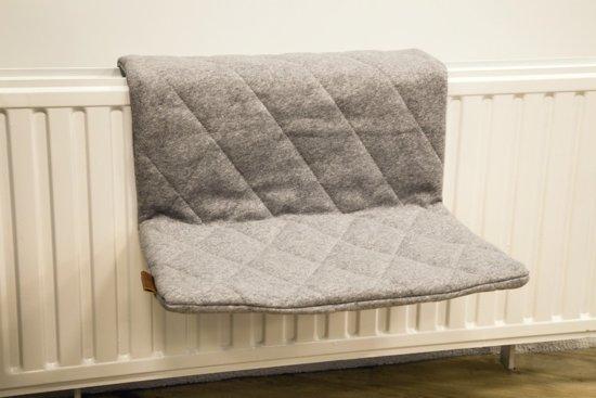 Beeztees Jersey - Kattenhangmat - Grijs - 40x30x25 cm