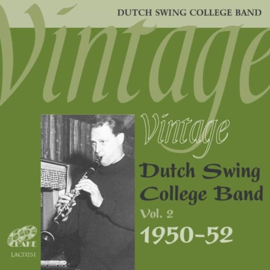 Vintage Dutch Swing College Vol. 2