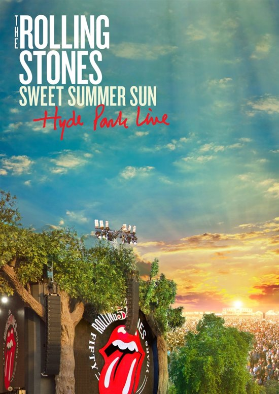 Rolling Stones - Sweet Summer Sun - Hyde Park Live