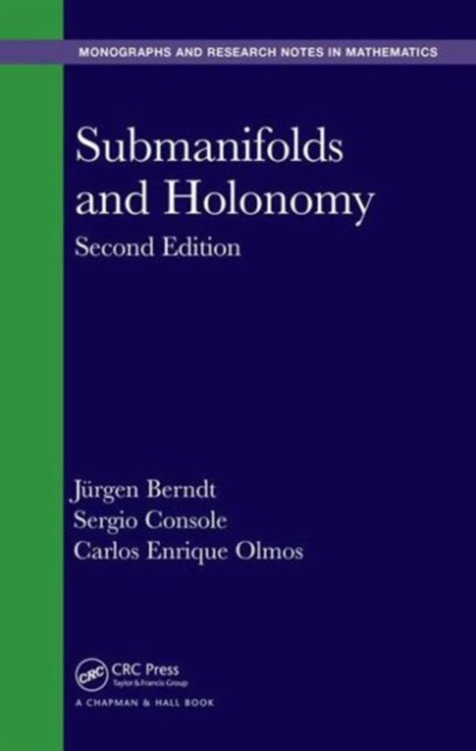 Submanifolds and Holonomy