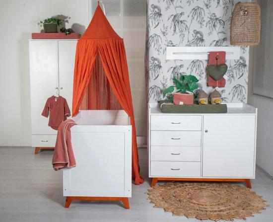 Complete Aankleding Babykamer.Cabino Babykamer Betsy 3 Delig