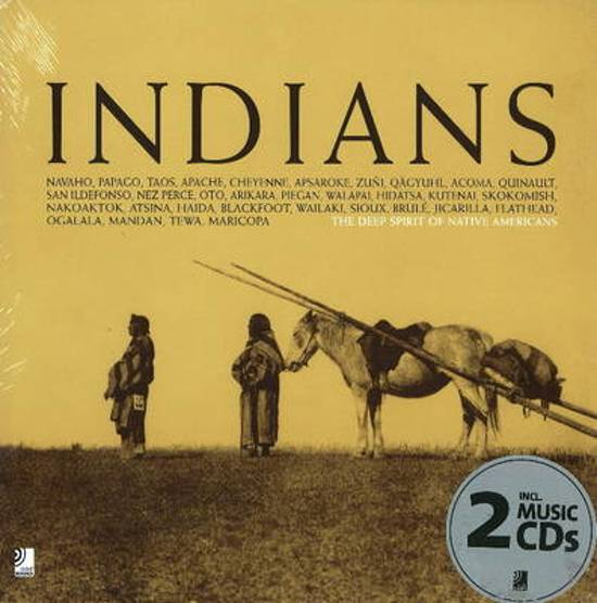 Indians, The Deep Spirit Of Native Americans