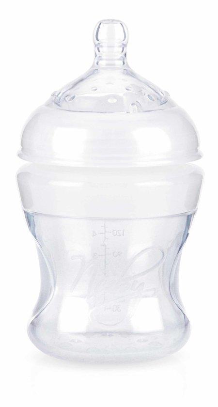 Nûby - Drinkflesje uit zachte silicone - 150 ml