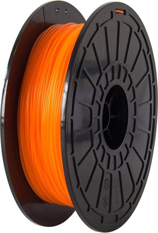 Gembird3 FF-3DP-PLA1.75-02-GR - Filament (600 g) PLA, 1.75 mm, 53 mm spoel, oranje