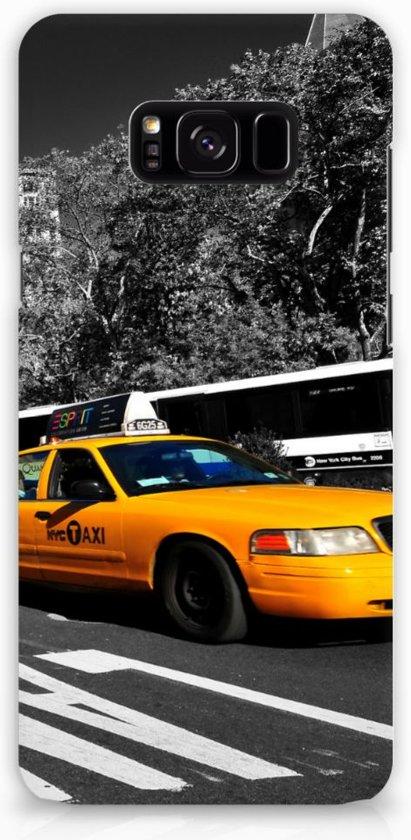 Hoesje Samsung S8 Plus Design New York Taxi