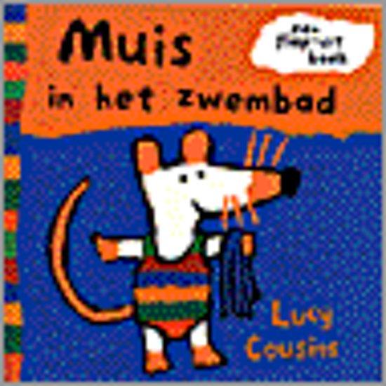 Muis in het zwembad - Lucy Cousins |