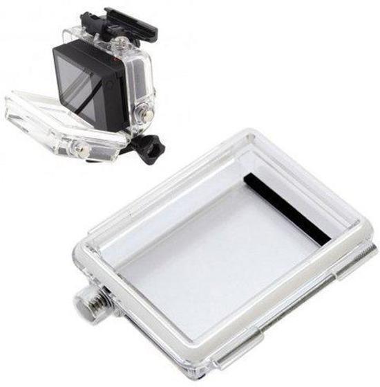 Gopro Waterproof, Waterdichte Backdoor voor de GoPro Hero 3 met LCD of Battery Bacpac