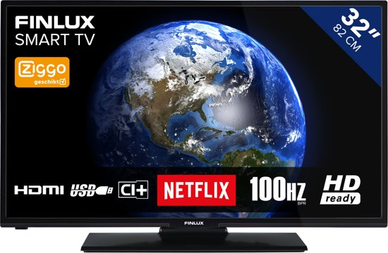 Finlux FL3222 - HD ready 50Hz Smart TV 32 inch