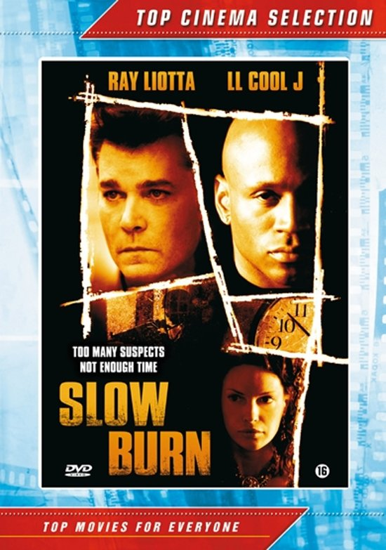 Cover van de film 'Slow Burn'