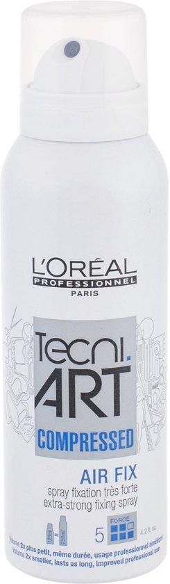 L'Oreal Tecni Art fix anti frizz compressed 125ml