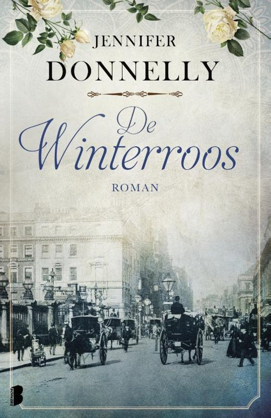 Boek cover De winterroos van Jennifer Donnelly (Paperback)