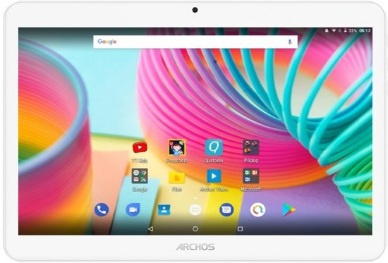 Archos Junior Tab tablet Mediatek MT8321 8 GB 3G Grijs, Wit